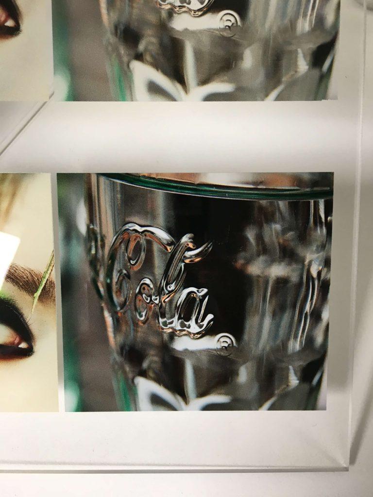 Glasdruck