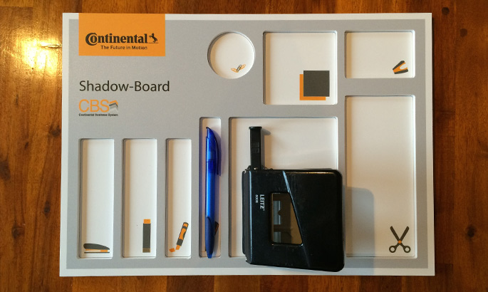 shadowboard von Continental