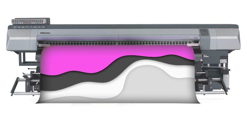 Großformatdruck Direkt‑Sublimationsdrucker