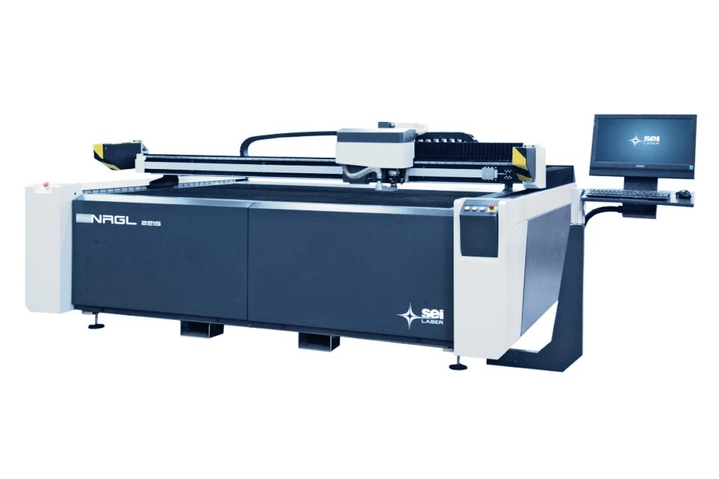 Großformat-Laser der Marke seilaser